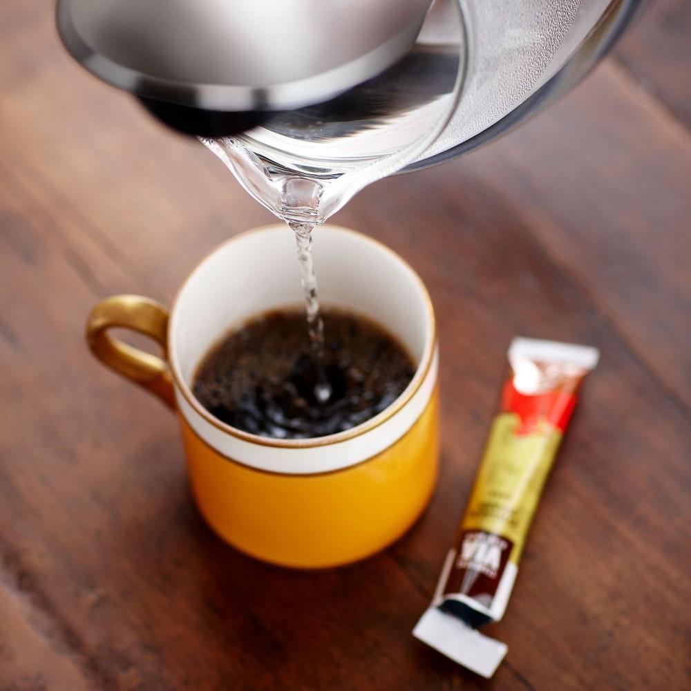 Grønn kaffebønnepulver Arabica grønn kaffe