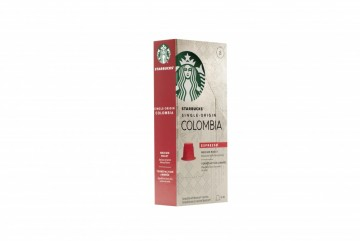 Starbucks®  Colombia 10p