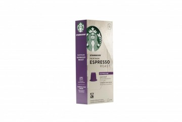 Starbucks ® Fairtrade Espresso 10p