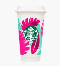 Starbucks®  Reusable Hot Cup Summer 16oz