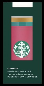 Starbucks® Reusable Cup Set of 4