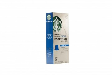 Starbucks ® Fairtrade Decaf Espresso 10p