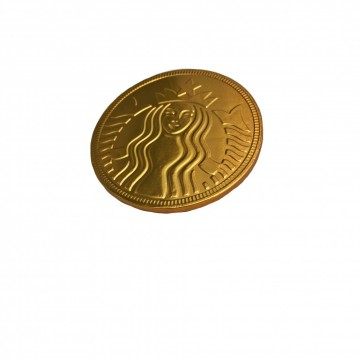 Starbucks ® Gold Coin