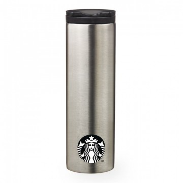 Starbucks® Brushed Troy Tumbler