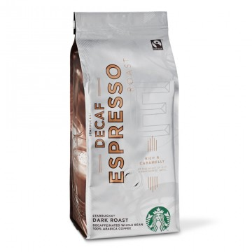 Starbucks ® Decaf Espresso Fairtrade
