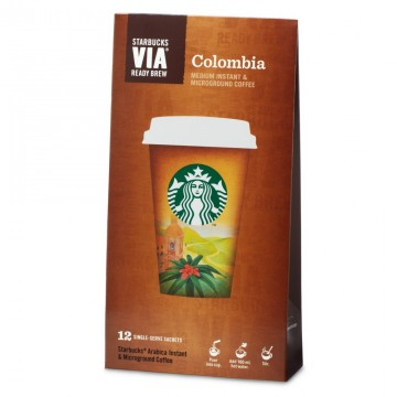 Starbucks VIA® Ready Brew Colombia