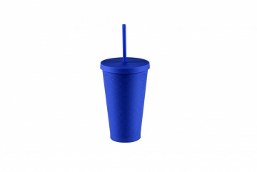 Starbucks ® Matt Blue Cold Cup