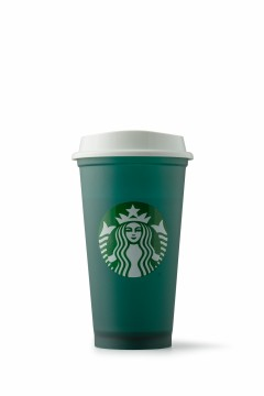 Starbucks® Color Changing Reusable Cup 16oz