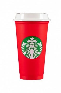 Starbucks® Red Reusable Cup