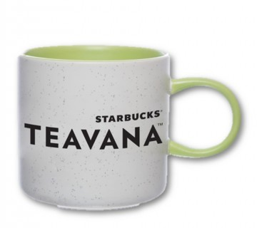 Teavana Speckled Perfect Mug - Green