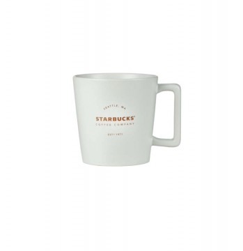Starbucks ®  White Brand Mug - Tall