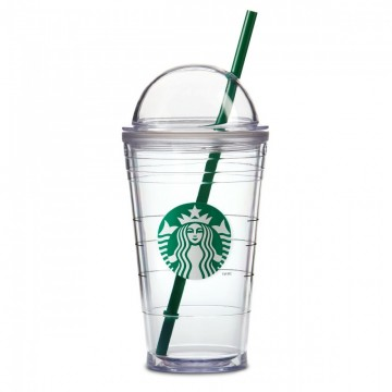 Starbucks® Cold Cup Domed Lid