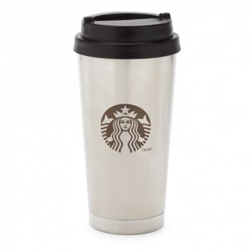 Starbucks® Stainless Steel Logo Tumbler
